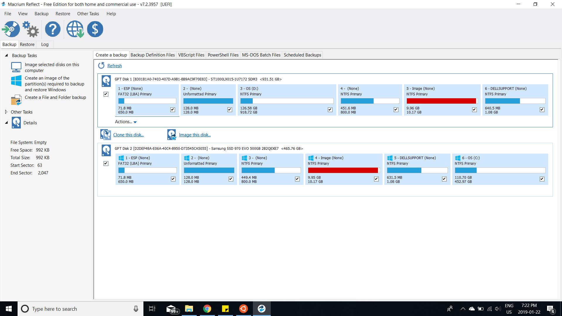 Dell XPS 9570 HDD SATA + SDD NVMe combinaton - Dell Community