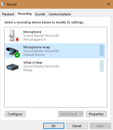 Sound Blaster Recon3Di Drivers Windows 10 - ▷ ▷ PowerMall